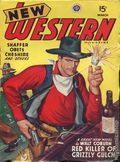New Western Magazine (1940-1954 Popular Publications) Pulp 2nd Series Vol. 10 #4