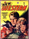 New Western Magazine (1940-1954 Popular Publications) Pulp 2nd Series Vol. 13 #2