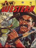 New Western Magazine (1940-1954 Popular Publications) Pulp 2nd Series Vol. 15 #2