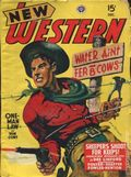 New Western Magazine (1940-1954 Popular Publications) Pulp 2nd Series Vol. 16 #1