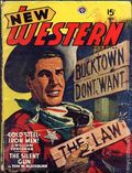 New Western Magazine (1940-1954 Popular Publications) Pulp 2nd Series Vol. 16 #2
