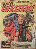 New Western Magazine (1940-1954 Popular Publications) Pulp 2nd Series Vol. 17 #3