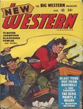 New Western Magazine (1940-1954 Popular Publications) Pulp 2nd Series Vol. 18 #1
