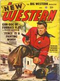 New Western Magazine (1940-1954 Popular Publications) Pulp 2nd Series Vol. 19 #1