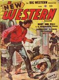 New Western Magazine (1940-1954 Popular Publications) Pulp 2nd Series Vol. 19 #4