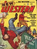 New Western Magazine (1940-1954 Popular Publications) Pulp 2nd Series Vol. 20 #1