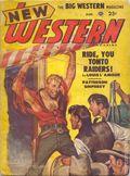 New Western Magazine (1940-1954 Popular Publications) Pulp 2nd Series Vol. 20 #3