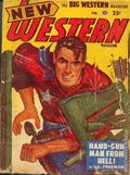 New Western Magazine (1940-1954 Popular Publications) Pulp 2nd Series Vol. 21 #2