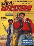 New Western Magazine (1940-1954 Popular Publications) Pulp 2nd Series Vol. 22 #1