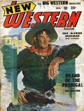 New Western Magazine (1940-1954 Popular Publications) Pulp 2nd Series Vol. 24 #1