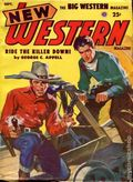 New Western Magazine (1940-1954 Popular Publications) Pulp 2nd Series Vol. 25 #1