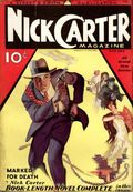 Nick Carter Magazine (1933-1935 Street & Smith) Pulp Vol. 1 #1