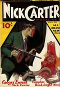 Nick Carter Magazine (1933-1935 Street & Smith) Pulp Vol. 1 #2