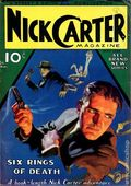 Nick Carter Magazine (1933-1935 Street & Smith) Pulp Vol. 1 #3