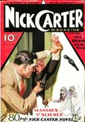 Nick Carter Magazine (1933-1935 Street & Smith) Pulp Vol. 1 #4