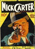 Nick Carter Magazine (1933-1935 Street & Smith) Pulp Vol. 1 #5
