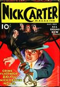 Nick Carter Magazine (1933-1935 Street & Smith) Pulp Vol. 1 #6