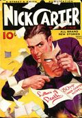 Nick Carter Magazine (1933-1935 Street & Smith) Pulp Vol. 2 #1
