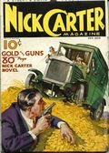 Nick Carter Magazine (1933-1935 Street & Smith) Pulp Vol. 2 #2