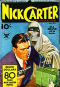 Nick Carter Magazine (1933-1935 Street & Smith) Pulp Vol. 2 #3