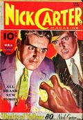 Nick Carter Magazine (1933-1935 Street & Smith) Pulp Vol. 2 #4
