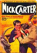 Nick Carter Magazine (1933-1935 Street & Smith) Pulp Vol. 2 #5