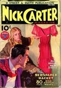 Nick Carter Magazine (1933-1935 Street & Smith) Pulp Vol. 2 #6