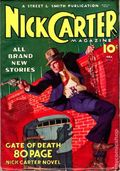 Nick Carter Magazine (1933-1935 Street & Smith) Pulp Vol. 3 #1