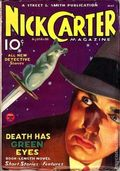 Nick Carter Magazine (1933-1935 Street & Smith) Pulp Vol. 3 #3