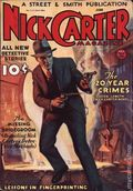 Nick Carter Magazine (1933-1935 Street & Smith) Pulp Vol. 3 #4
