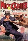 Nick Carter Magazine (1933-1935 Street & Smith) Pulp Vol. 3 #5