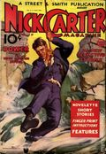 Nick Carter Magazine (1933-1935 Street & Smith) Pulp Vol. 3 #6