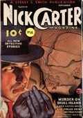 Nick Carter Magazine (1933-1935 Street & Smith) Pulp Vol. 4 #1