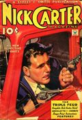 Nick Carter Magazine (1933-1935 Street & Smith) Pulp Vol. 4 #3