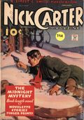 Nick Carter Magazine (1933-1935 Street & Smith) Pulp Vol. 4 #5