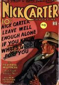 Nick Carter Magazine (1933-1935 Street & Smith) Pulp Vol. 4 #6