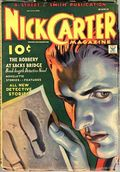 Nick Carter Magazine (1933-1935 Street & Smith) Pulp Vol. 5 #1