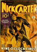 Nick Carter Magazine (1933-1935 Street & Smith) Pulp Vol. 5 #2