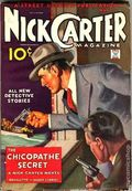 Nick Carter Magazine (1933-1935 Street & Smith) Pulp Vol. 5 #3
