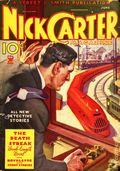 Nick Carter Magazine (1933-1935 Street & Smith) Pulp Vol. 5 #4