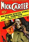 Nick Carter Magazine (1933-1935 Street & Smith) Pulp Vol. 5 #5