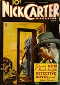 Nick Carter Magazine (1933-1935 Street & Smith) Pulp Vol. 6 #1