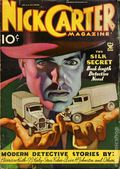 Nick Carter Magazine (1933-1935 Street & Smith) Pulp Vol. 6 #2