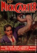 Nick Carter Magazine (1933-1935 Street & Smith) Pulp Vol. 6 #3