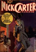 Nick Carter Magazine (1933-1935 Street & Smith) Pulp Vol. 6 #4