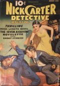 Nick Carter Detective Magazine (1936 Street & Smith) Pulp Vol. 6 #5