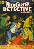 Nick Carter Detective Magazine (1936 Street & Smith) Pulp Vol. 6 #6