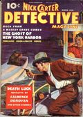 Nick Carter Detective Magazine (1936 Street & Smith) Pulp Vol. 7 #1