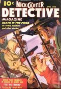 Nick Carter Detective Magazine (1936 Street & Smith) Pulp Vol. 7 #2