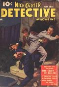 Nick Carter Detective Magazine (1936 Street & Smith) Pulp Vol. 7 #3